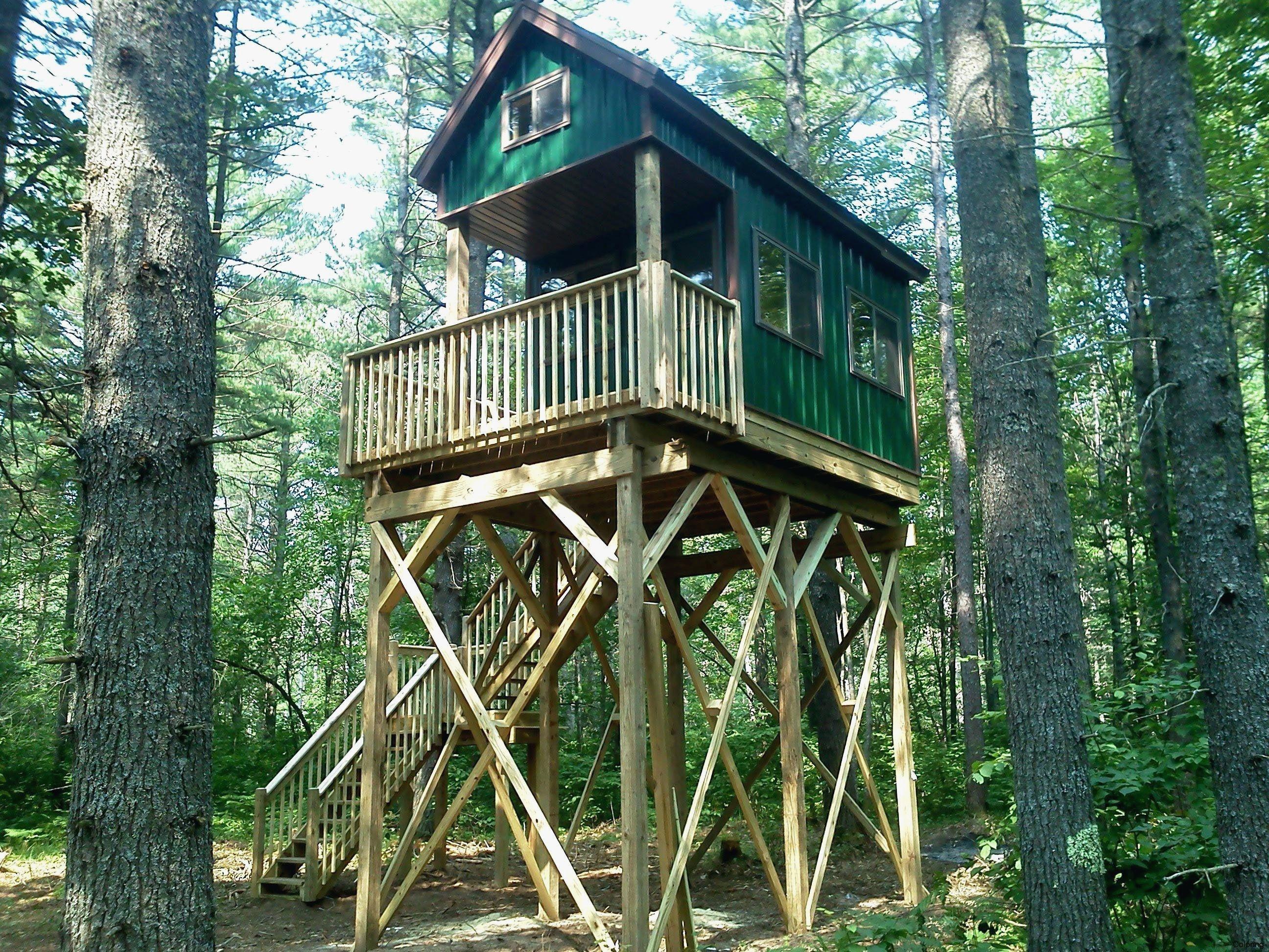 Deer Hunting Tree Houses Unique Deer Hunting Tree House Plans Escortsea Wahibasands Com Deer Stand Tower Deer Stands Deer Stand Plans