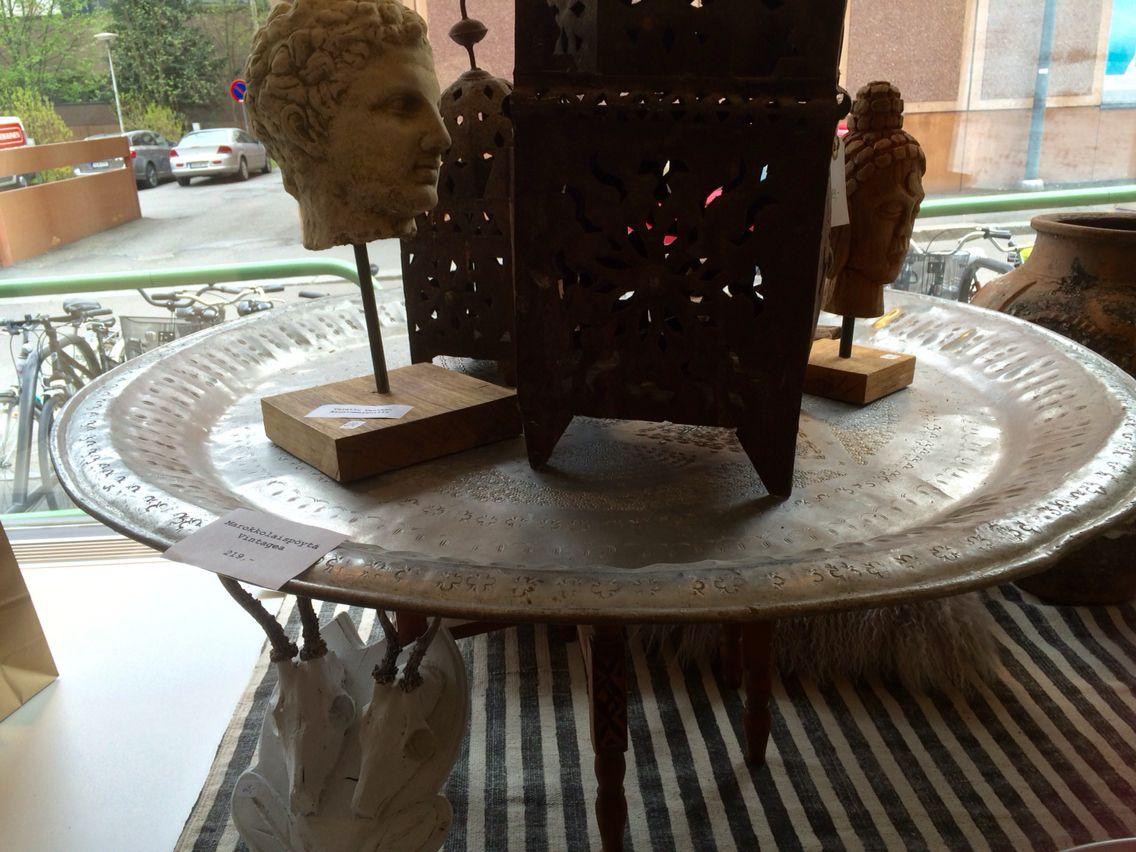 Anna-Stiinasta unelmien pöytä