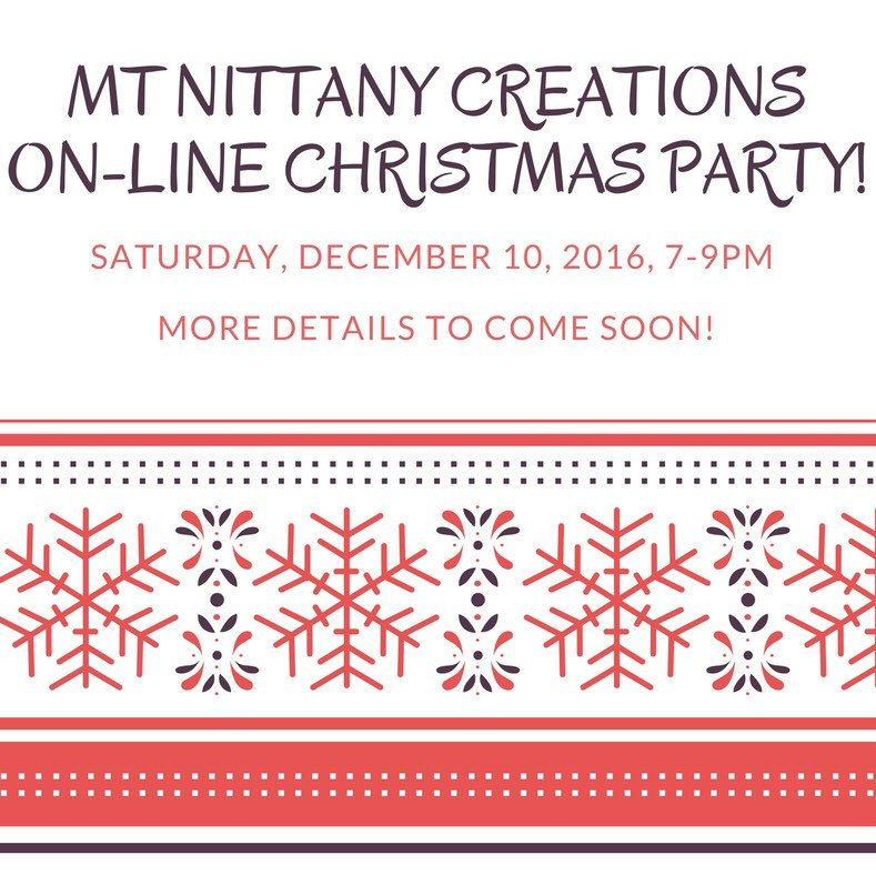Come join us Saturday for our online Christmas party! Games, fun and prizes all in your pjs and with your own snacks. 😊 Our party will take place at this group https://www.facebook.com/groups/1771435883069793/ Its open house style party!