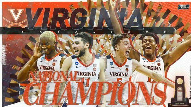2019 Virginia Cavaliers NCAA Men's Basketball Championship