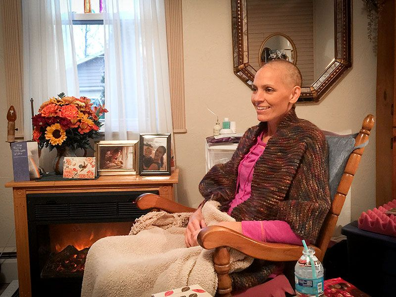 Joey Feek Is 'Feeling Really Good,' Spends 'Very Special Christmas ...