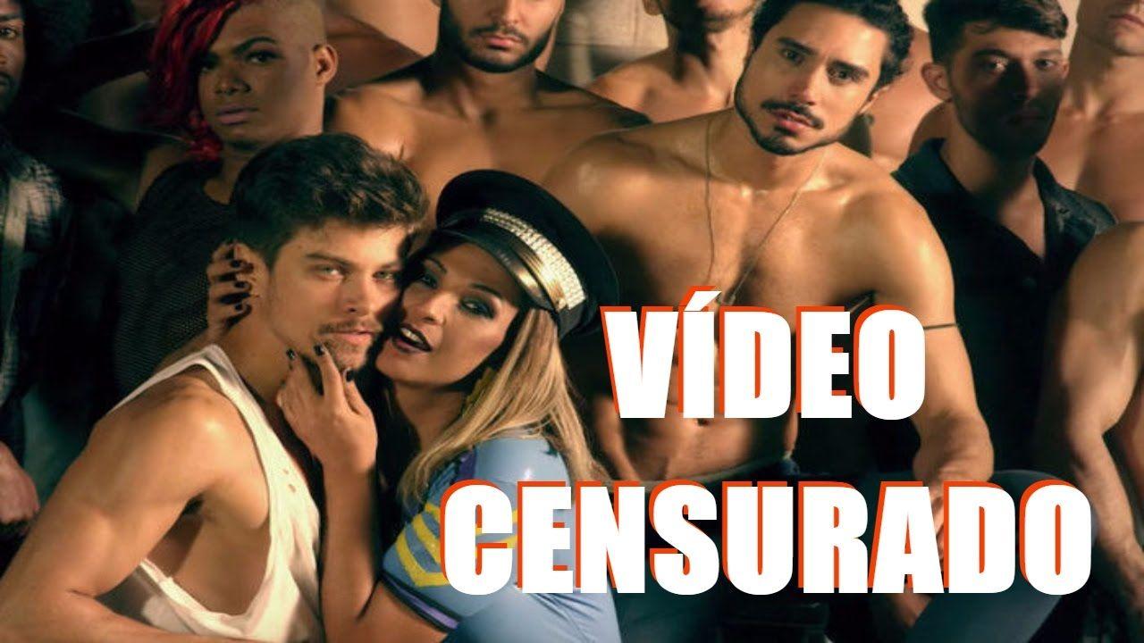 Valesca Popozuda brada nas redes após censura do clipe 'Viado' - Officia...