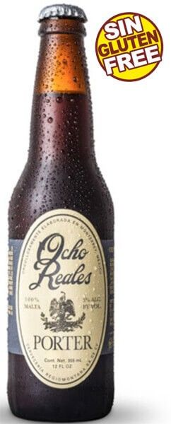 Comprar Cerveza Ocho Reales Porter Gluten Free Al Mejor Precio Online Cerveza Sin Gluten Compras