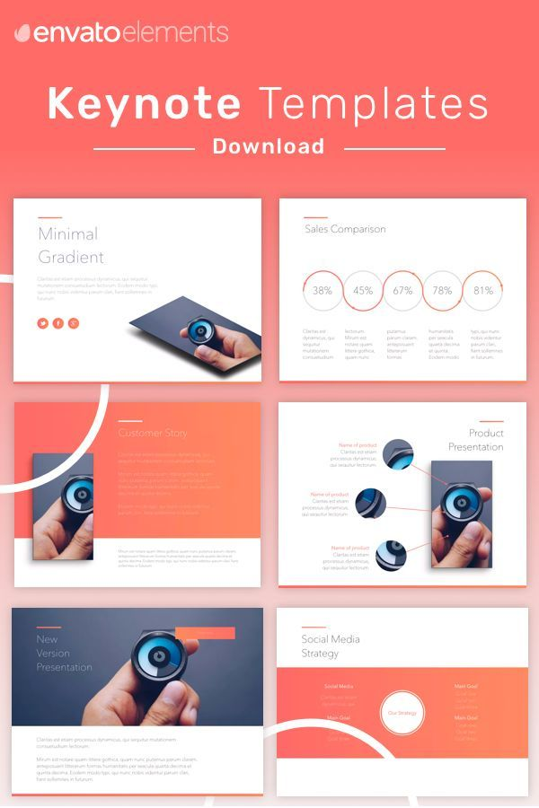 Unlimited Downloads of 2018 Best Keynote Templates   Learn Graphic ...