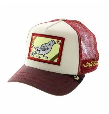 Gorra Goorin Bros Dirty Bird Maroon 490ff65d943