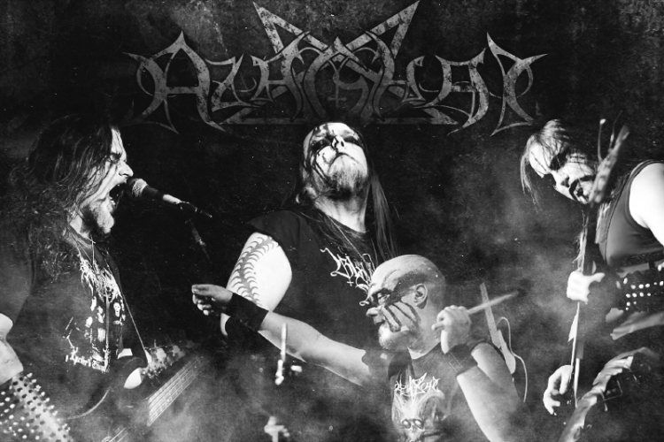 Azaghal Finnish Black Metal, this is their Metal Archives page.  Tolkien