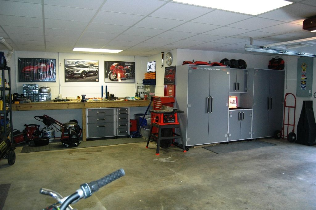 What Do Your Storage Cabinets Look Like?   Page 4   The Garage Journal Board