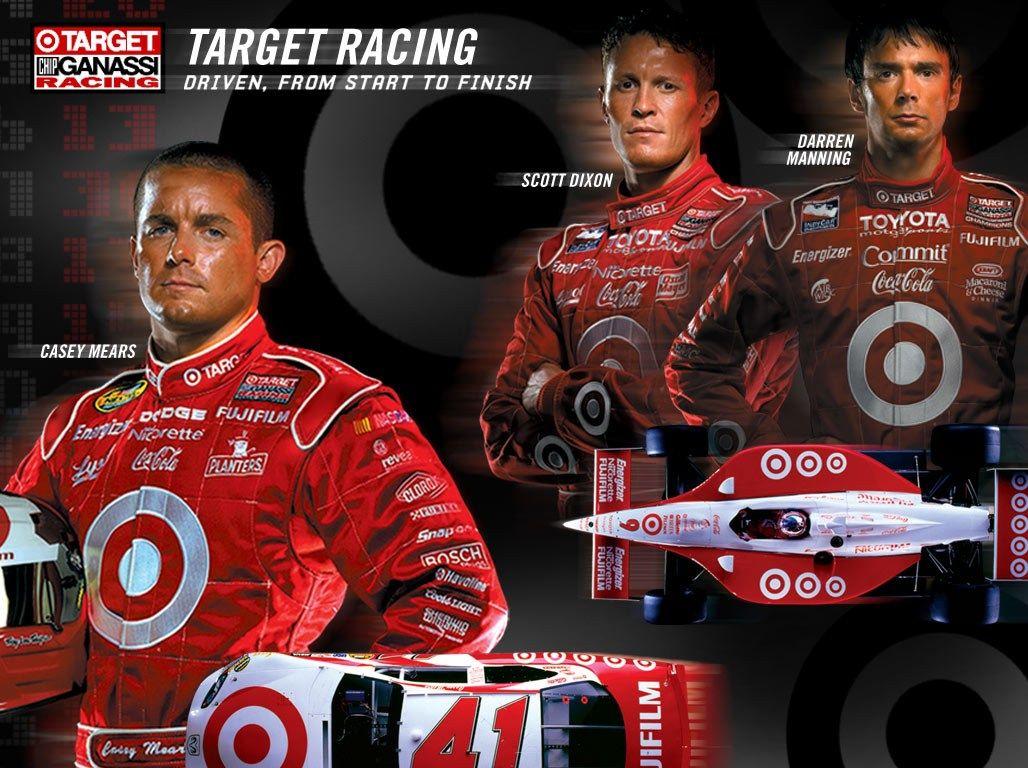 Target Racing Behrens Visuals Racing Team Racing Casey Mears