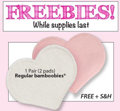Free Bamboobies Nursing Pads Just Pay Shipping Nursing Pads Baby Gadgets Breastfeeding Tips