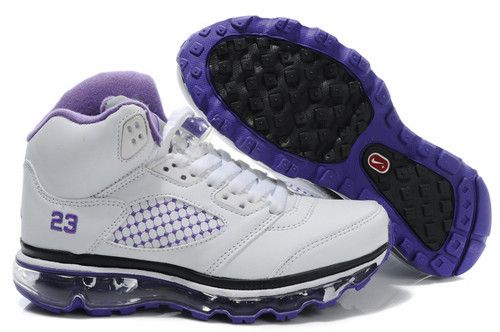 online store 66bfa 56fe3  128.89  89.97 Kid s Nike Air Max Jordan 5 Shoes Black Purple Black