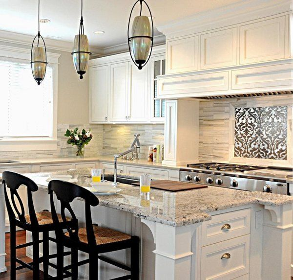 Two For Tuesday Marble Accessories For The Kitchenwhite: Granite Colors For White Cabinets Bianco Romano Granite