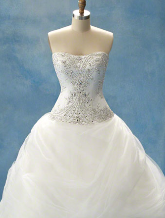 Wedding Dress by Alfred Angelo Disney Princess Collection | My ...