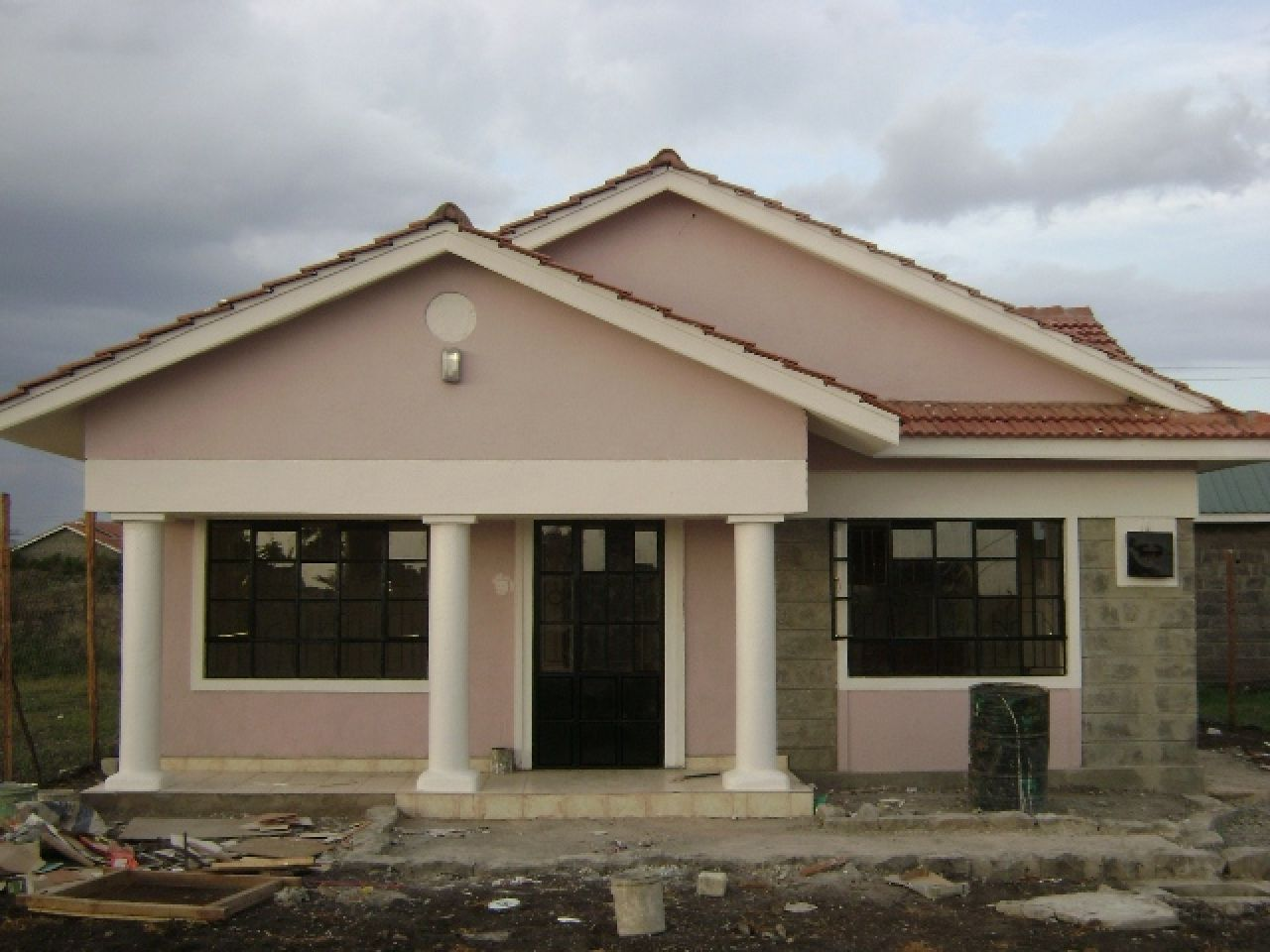 Icymi 4 bedroom bungalow house plans in nigeria