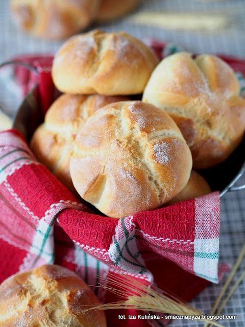 Domowe Kajzerki Chleby I Bulki Pinterest