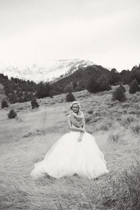 Winter Wonderland Wedding Color Ideas40