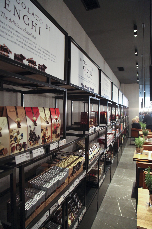 Eataly milan italy retail food design market for Milan food market