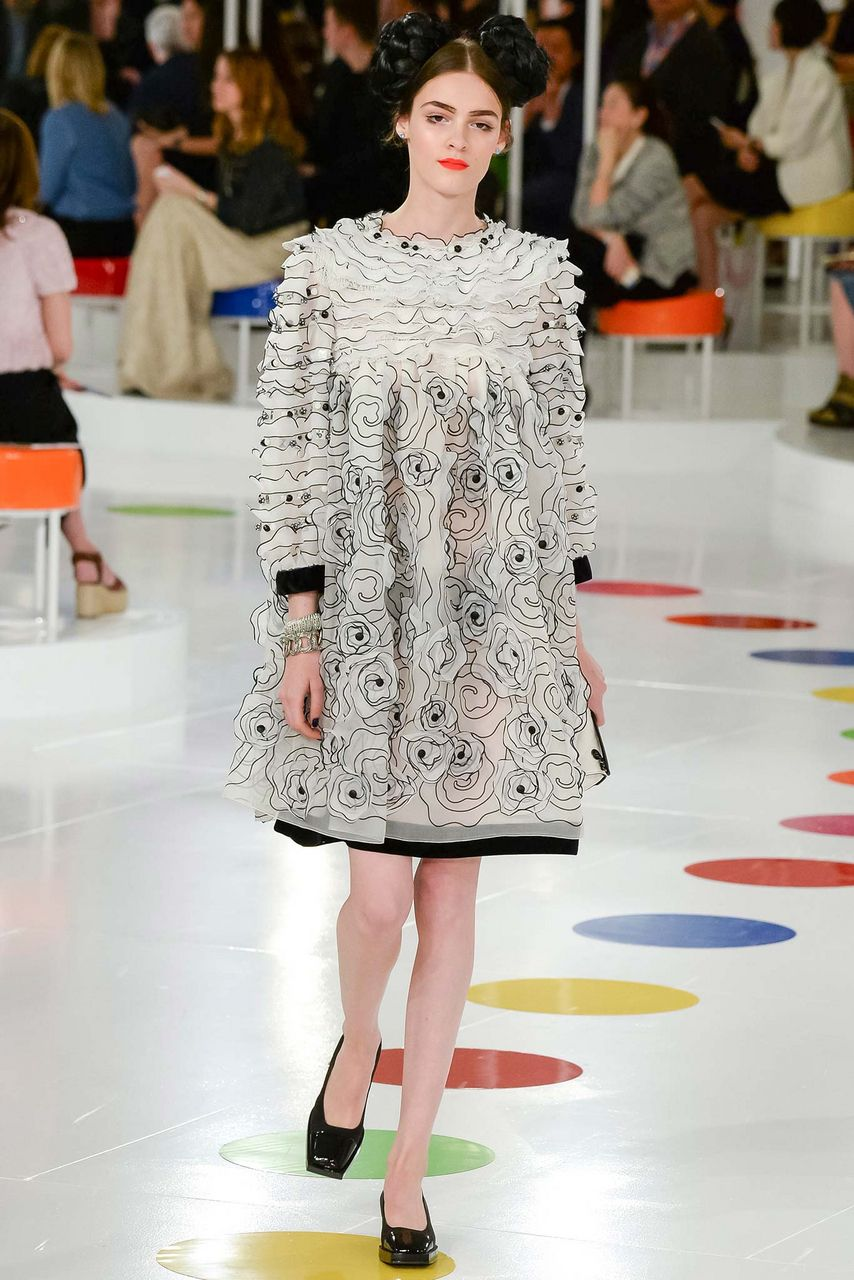 Look - Cruise chanel 2009/10 video