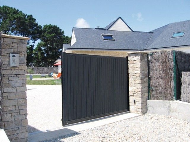 Un portail pour tous les styles Gates, Patios and Construction