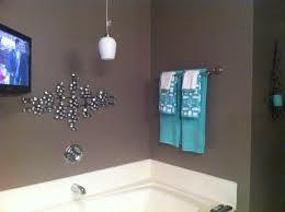 Poised Taupe Bathroom