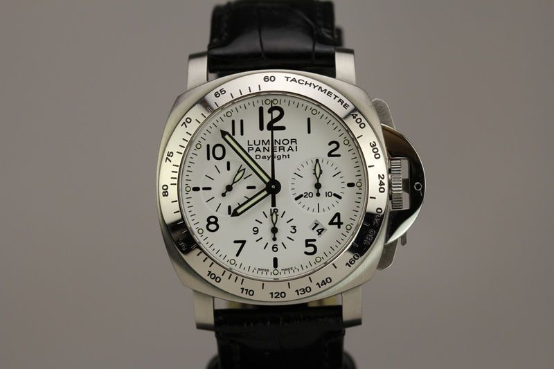 Panerai luminor daylight chronograph pam 188 automatic - Panerai dive watch ...