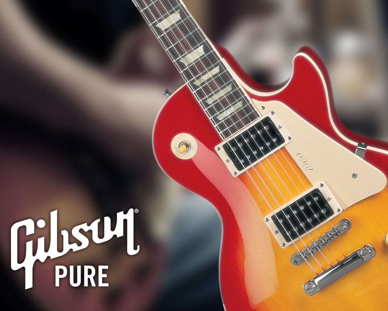 Wallpapers Gibson Les Paul Guitarras Guitarras Gibson Y