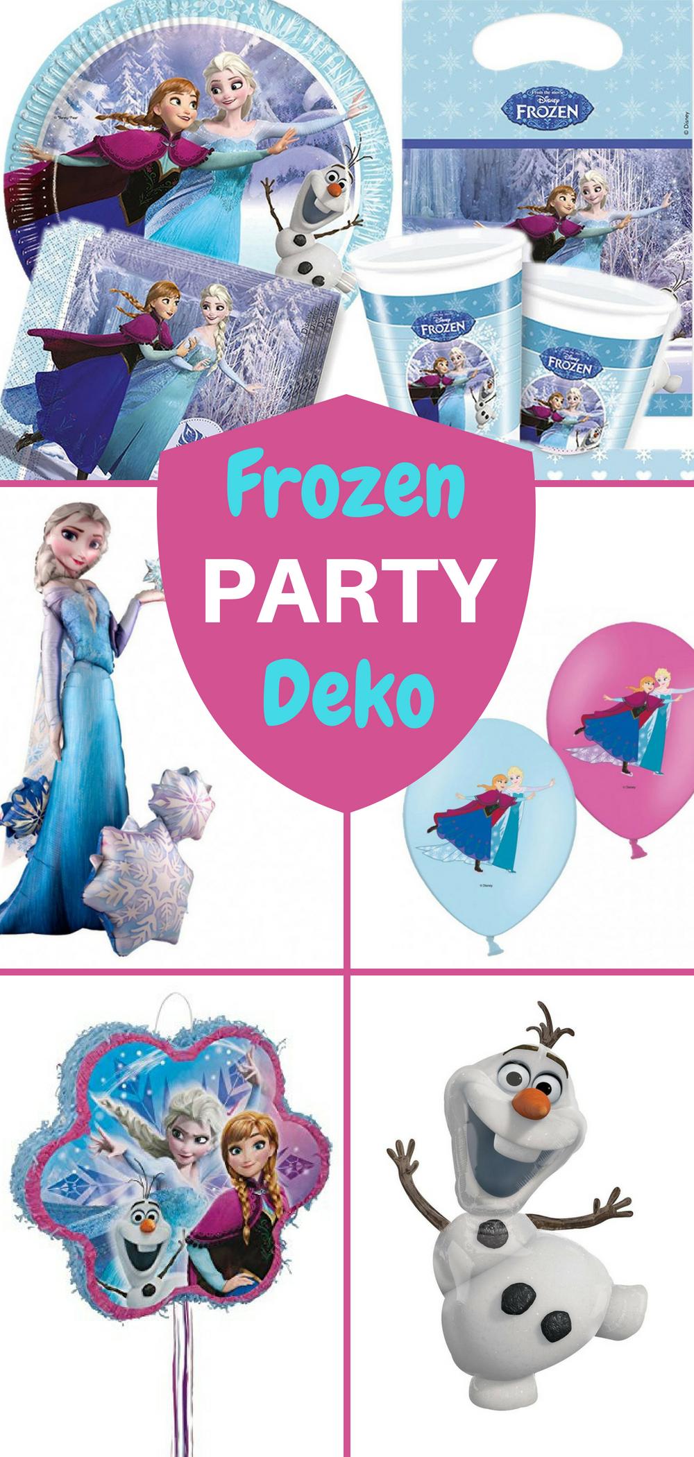 Frozen Party Fast Jedes Kind Wunscht Sich Irgendwann Eine