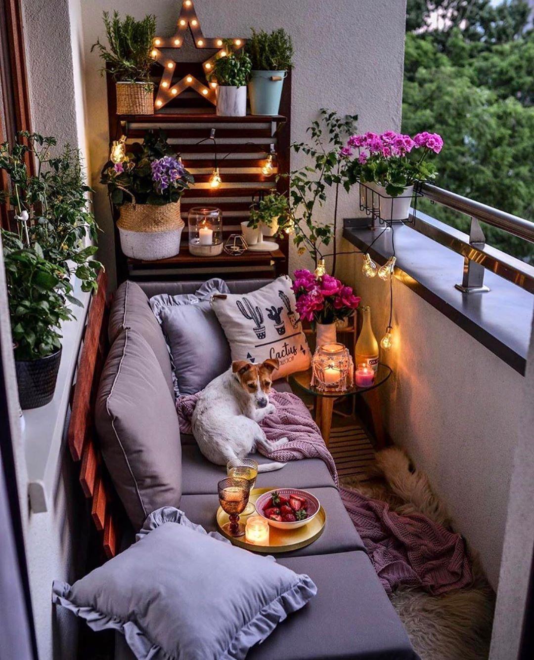 уютные балконы фото предмет твоих вздохов