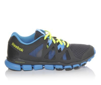 10c56aa2bf22 The unique design of the  Reebok RealFlex Transition 5.0 will keep you  training in style