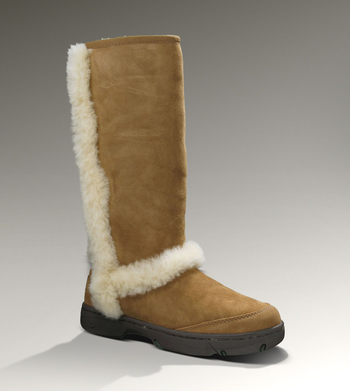 UGG® Sunburst Tall for Women | Warm Winter Boots at UGGAustralia.com