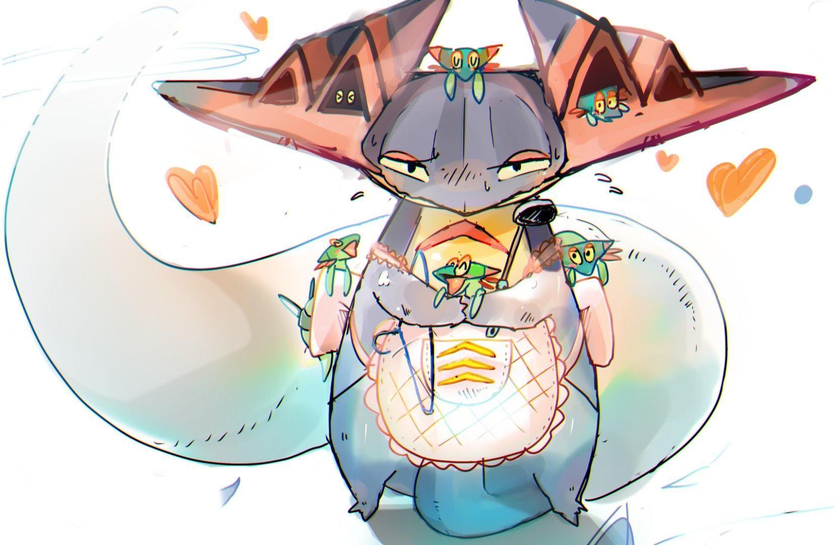 Dragapult Wife | Pokémon Sword and Shield | Pokemon, Hd wallpaper, Yandere  simulator