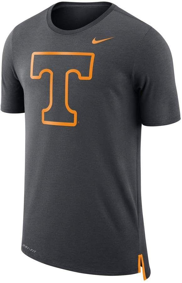 3380944a4cd Men s Nike Tennessee Volunteers Dri-FIT Mesh Back Travel Tee in 2018 ...