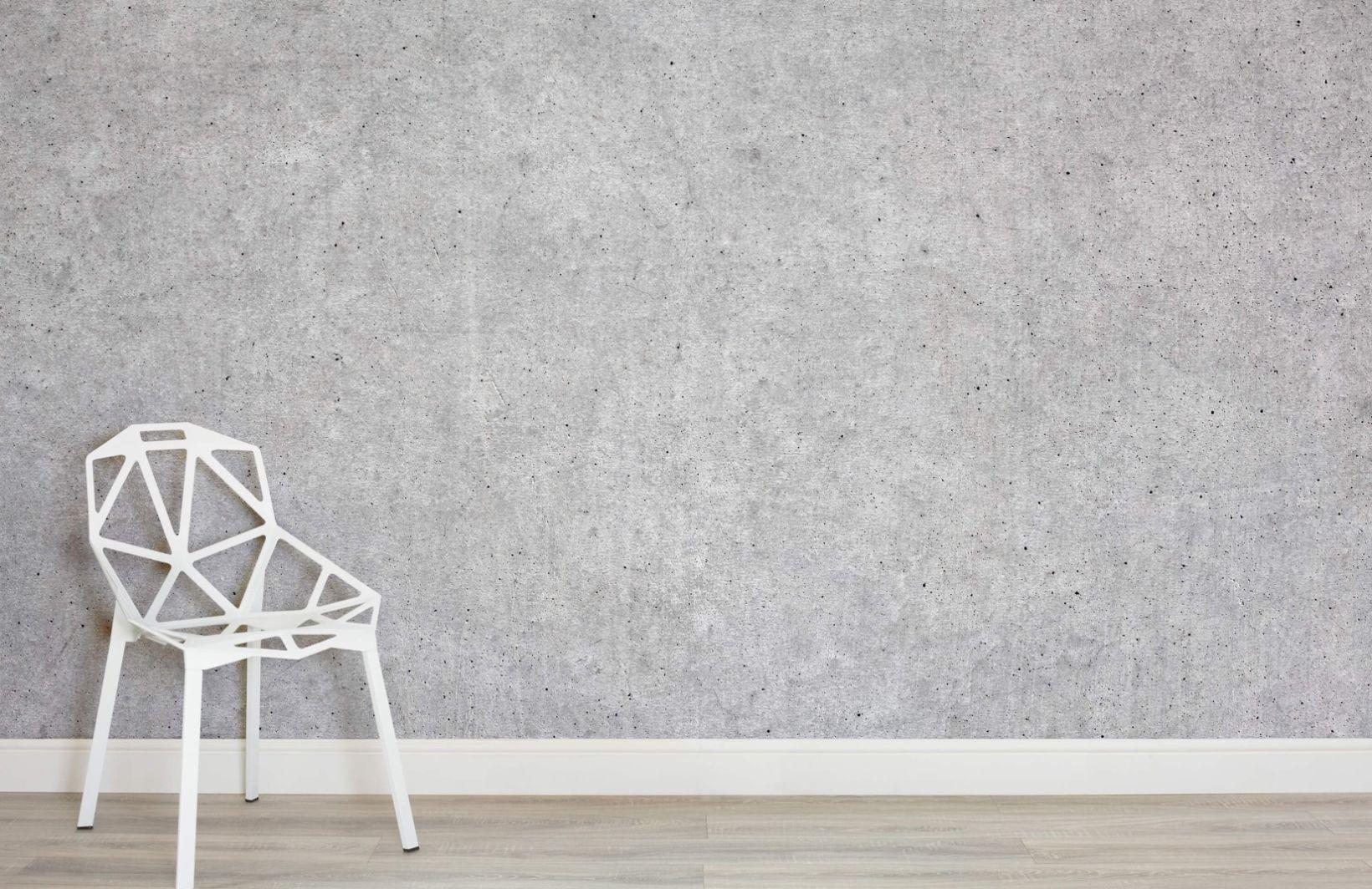 Rustic Concrete Textures Room