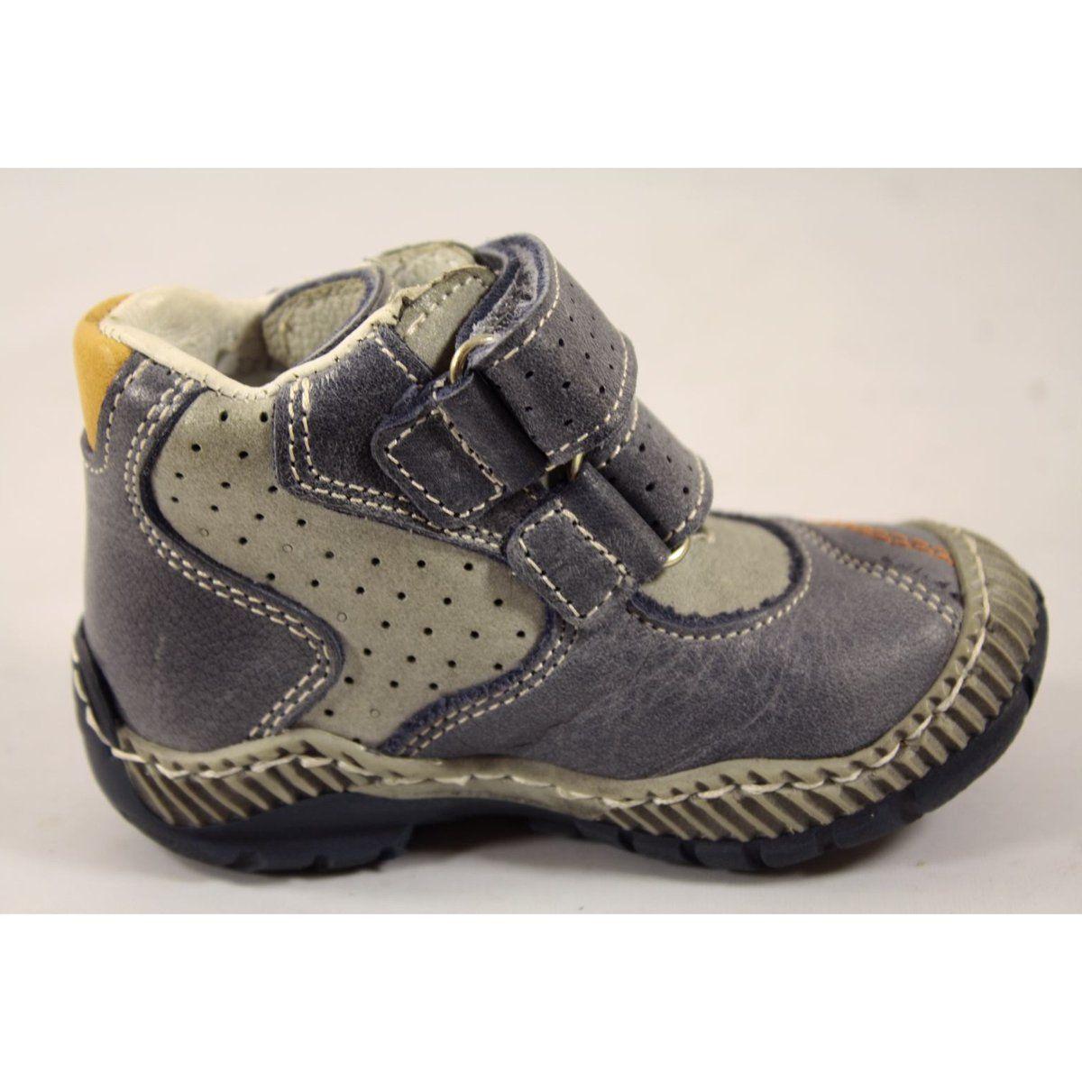 Ren But Trzewiki Ren But Niebieskie Pomaranczowe Szare Childrens Shoes Kid Shoes Boots