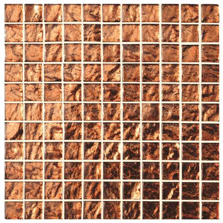 Gl Mosaic Tiles Copper Google Search