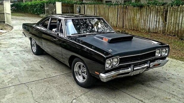 1969 Plymouth Road Runner A Clean And Crisp Classic Muscle Car Muscle Cars Best Muscle Cars Plymouth Roadrunner
