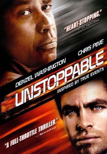 Unstoppable Dvd 2010 Best Buy Blu Ray Movies Denzel Washington Tony Scott