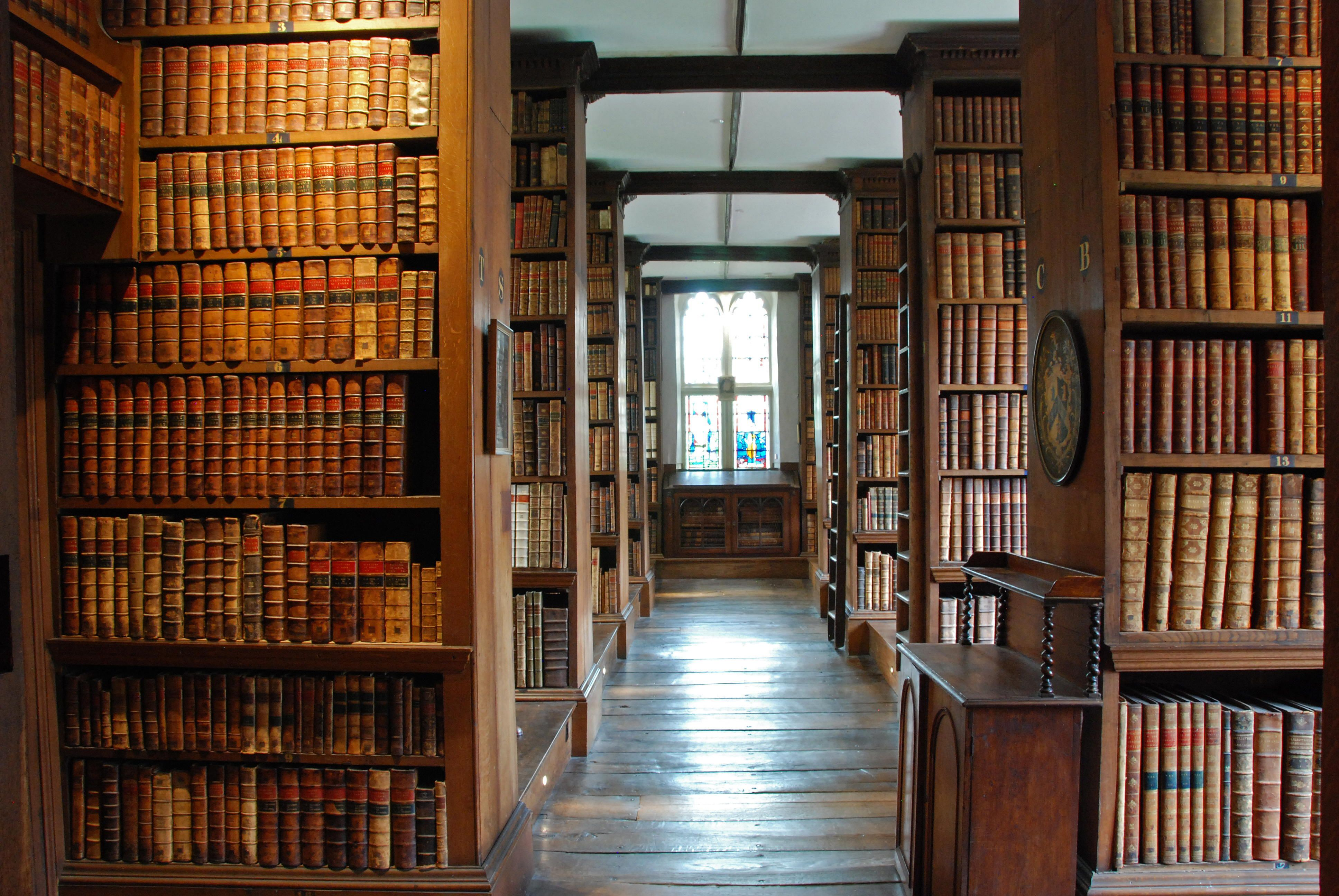 old library - Google Search | The chasm | Old libraries ...