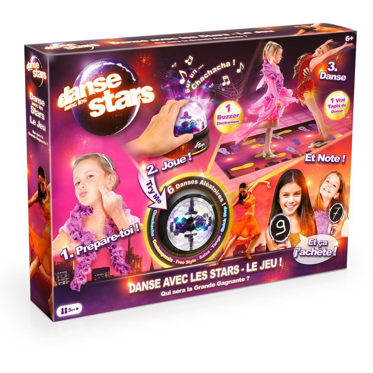 Danse avec les stars le jeu (With images) | Kids, Fun, Electronic products