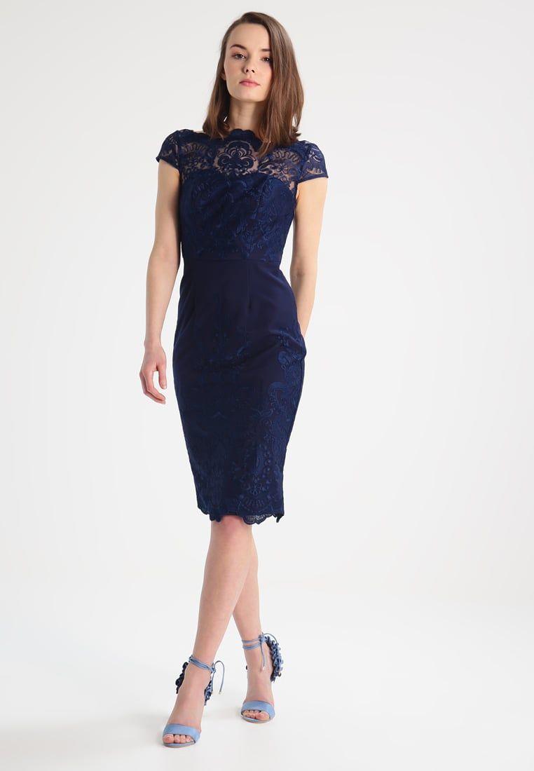 Chi Chi London Petite JOURDANNE - Cocktailkleid / festliches Kleid ...