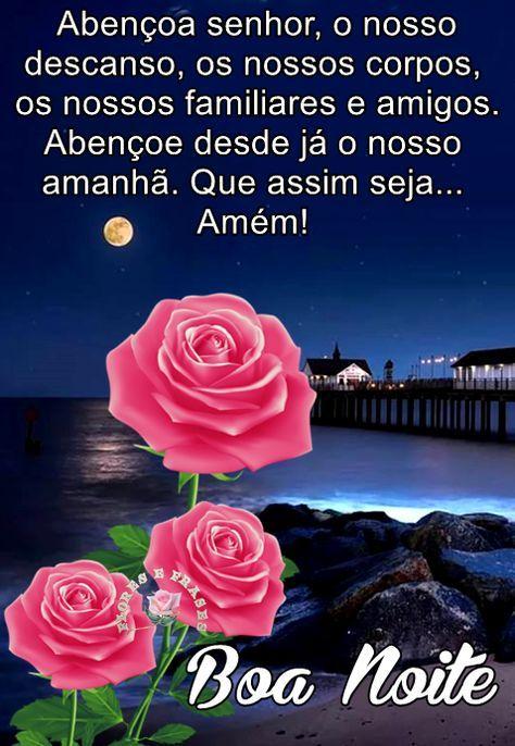 Abençoa Senhor O Nosso Descanso Frases De Boa Noite