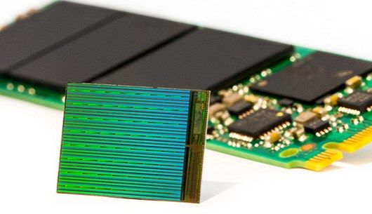 ¡Actualidad! ¿Sabías que los #discos #SSD llegarán a los 10 TB gracias a las #memorias #NAND 3D?