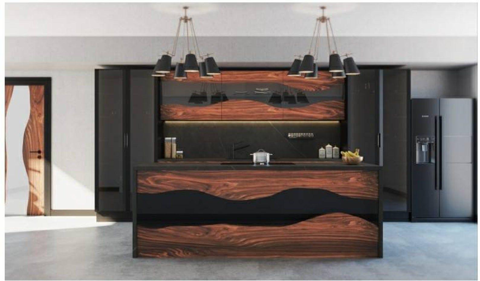Legnor Kitchen Design Epoxy Kitchen Design Resin Kitchen In 2020 Kitchen Design Design Furniture