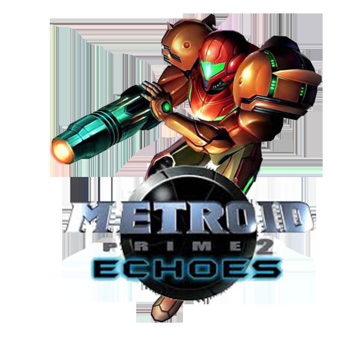 Metroid Prime 2 Echoes Game Logo Francsilver Metroid Pokemon Cards Game Logo