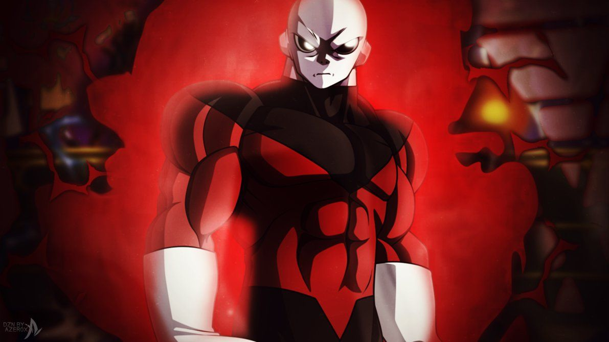 WALLPAPER JIREN DRAGON BALL SUPER By Azer0xHDdeviantart On DeviantArt
