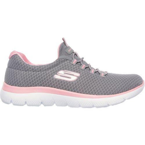 5b30e23e50af Skechers Women s Summits Slip-on Shoes (Grey