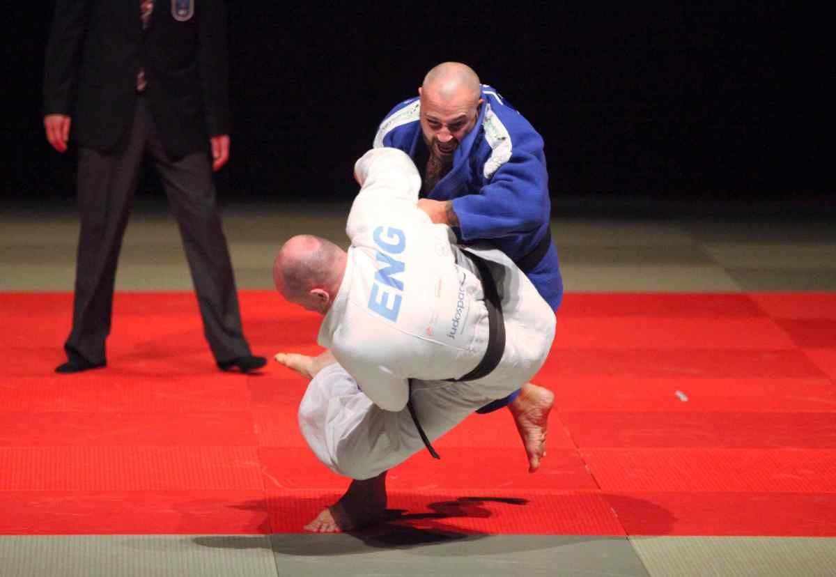 How judo classes made me a better person judo be a