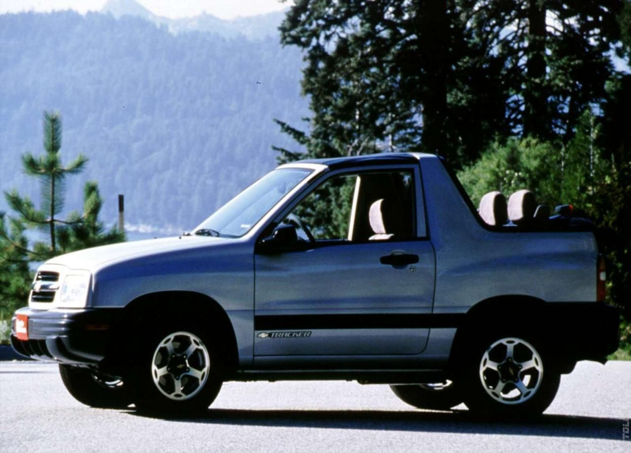 1999 Chevrolet Tracker Chevrolet Tiny Cars Tracker