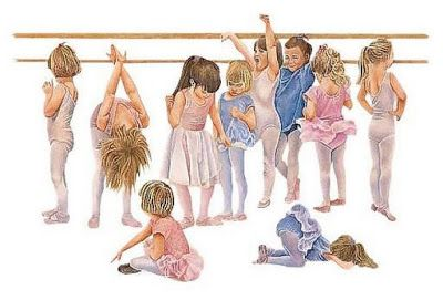 BORBOLETA AZUL Imagens - Ballet
