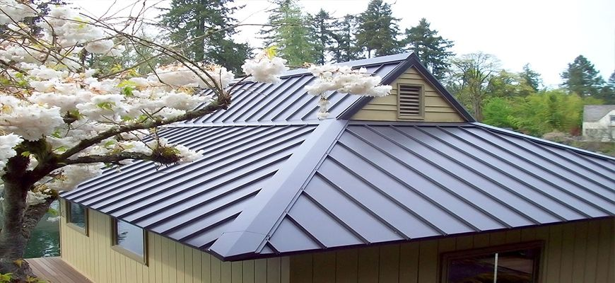 How To Determine True Metal Roofing Cost Gable Roof Design Dutch Gable Roof Metal Roof Installation