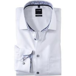 Photo of Olymp Luxor shirt, modern fit, Global Kent, white, 39 olympymp